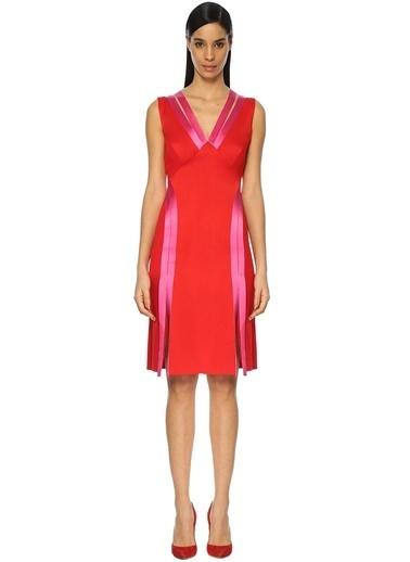 Versace Elbise Kırmızı